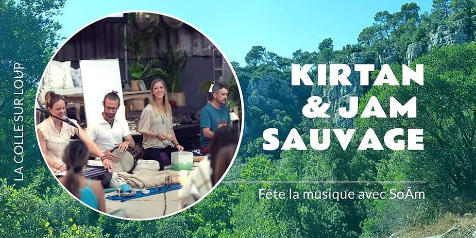 Kirtan Sauvage + Cacao Sacré ***Spécial Fête de la Musique***