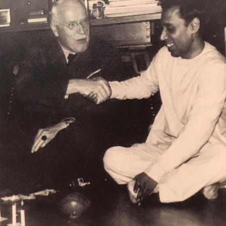 Ce que Jung avait à dire sur le Hatha Yoga