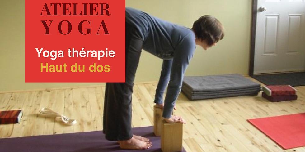 ≋ Atelier Yoga Thérapie - Spécial haut du dos ≋