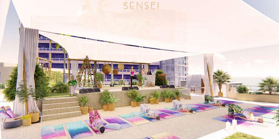 SoÂm Kirtan x Sensei Festival