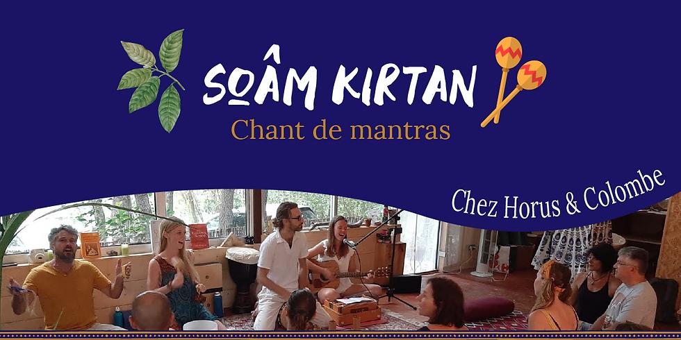 Kirtan : Choeurs Libres !