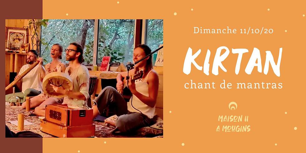 KIRTAN - chant de mantras en c(h)oeur