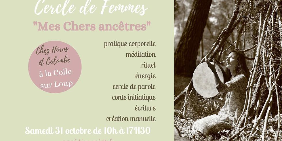 """Cercle de femmes """"Mes chers ancêtres"""""""