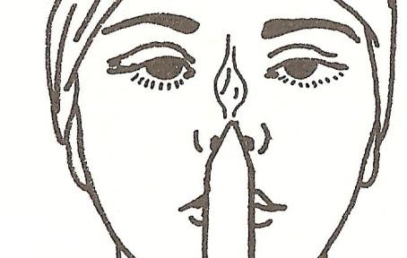 Trataka, 7min pour l'amélioration de la vue