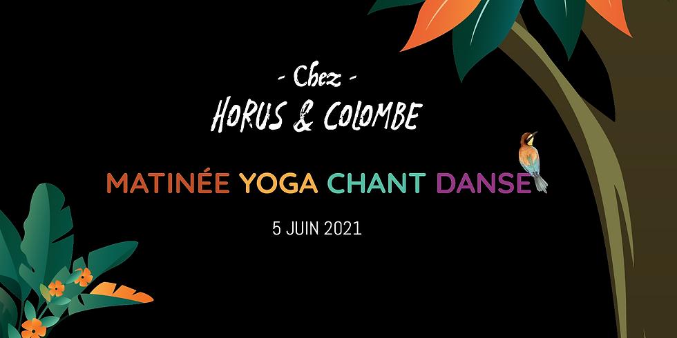 Matinée Kirtan - Yoga Massage - Danse Libre