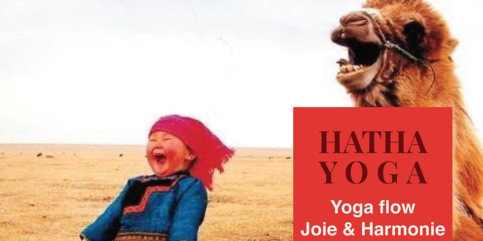 ♬ Atelier YOGA FLOW : incarner la joie et l'harmonie ♬