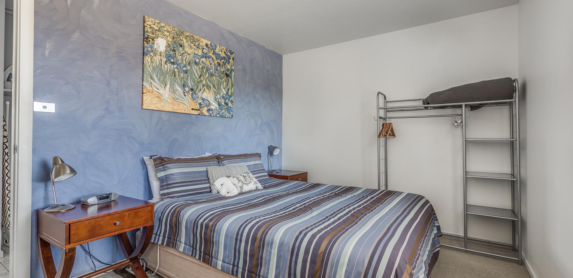 Family chalet main bedroom