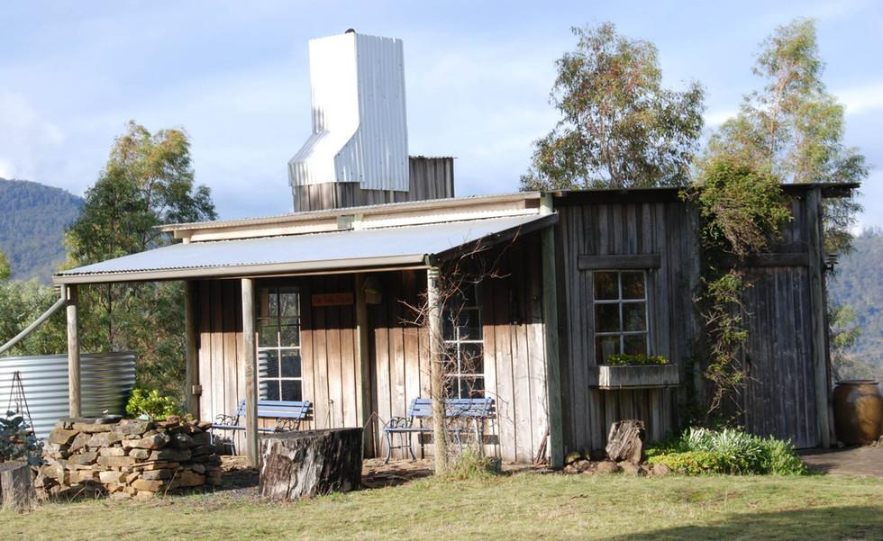 Communal BBQ Hut