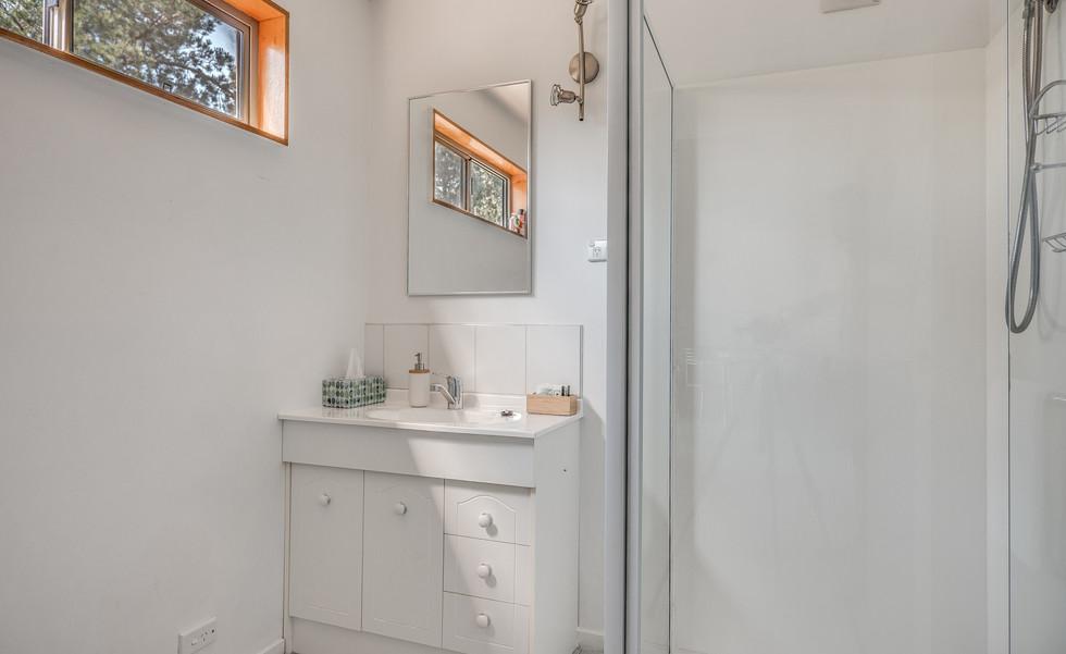 Chalet bathroom