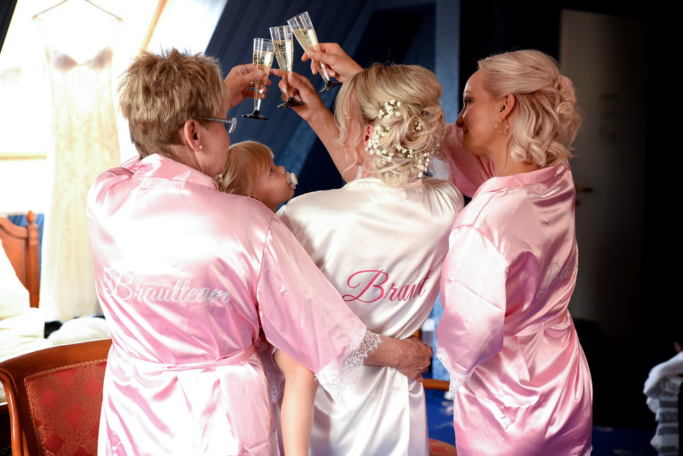 Getting REady Fotograf Halle Leipzig wedding