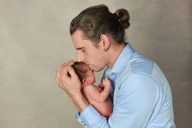 Babybilder Halle Saale Newbornshooting