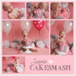 Cakesmash Halle Leipzig Babyfotos
