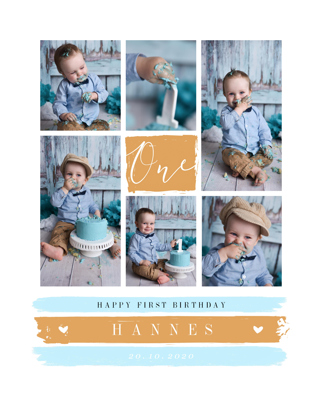 Erster Geburtstag Geschenk Oma Fotos Family Herzensbilder