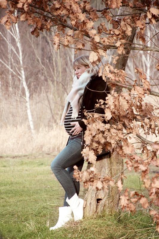 Babybauch Fotografie Halle schwanger Baby Schwangerenfotografie