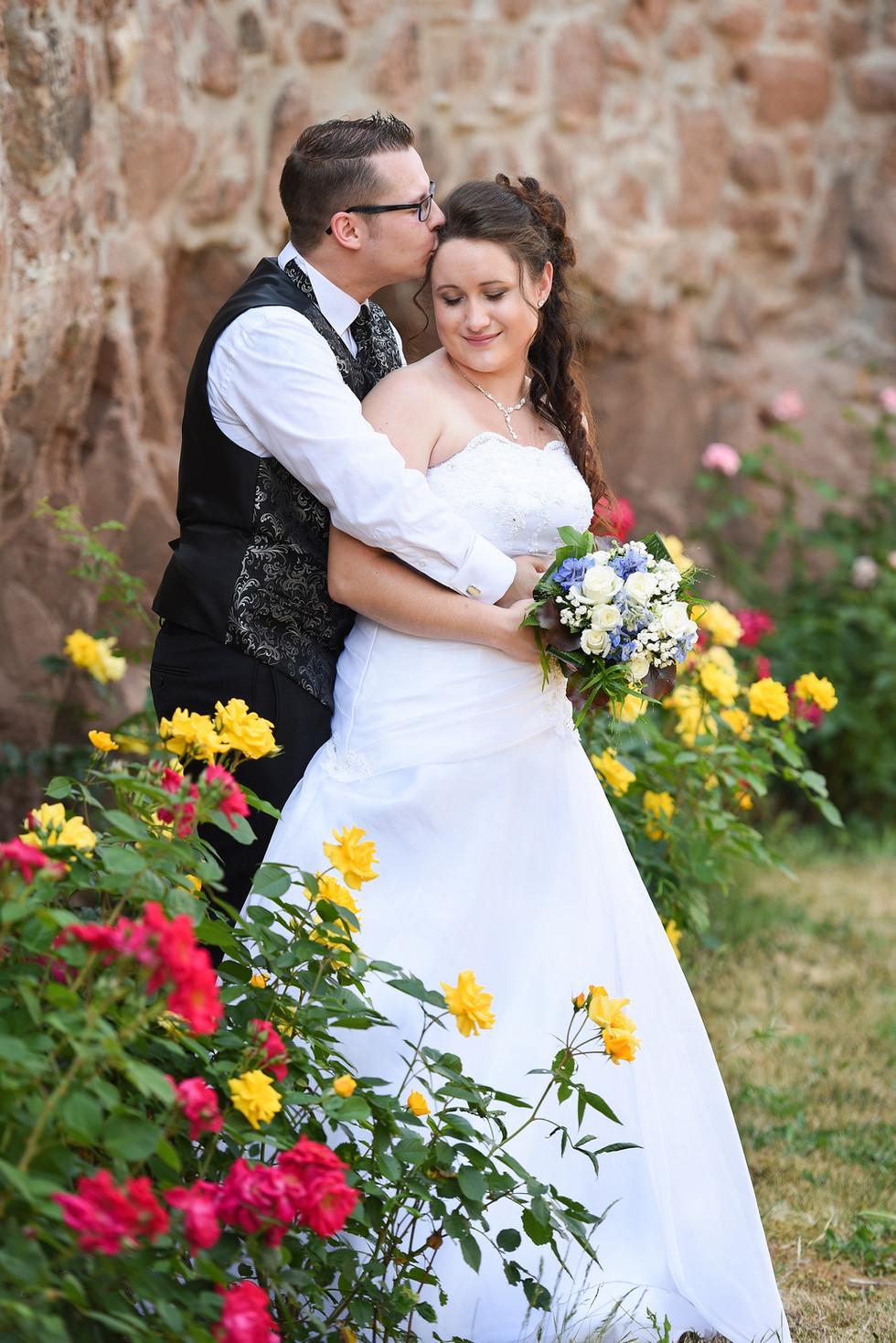 Wwettin Burg Halle Hochzeitsfotografie Wedding