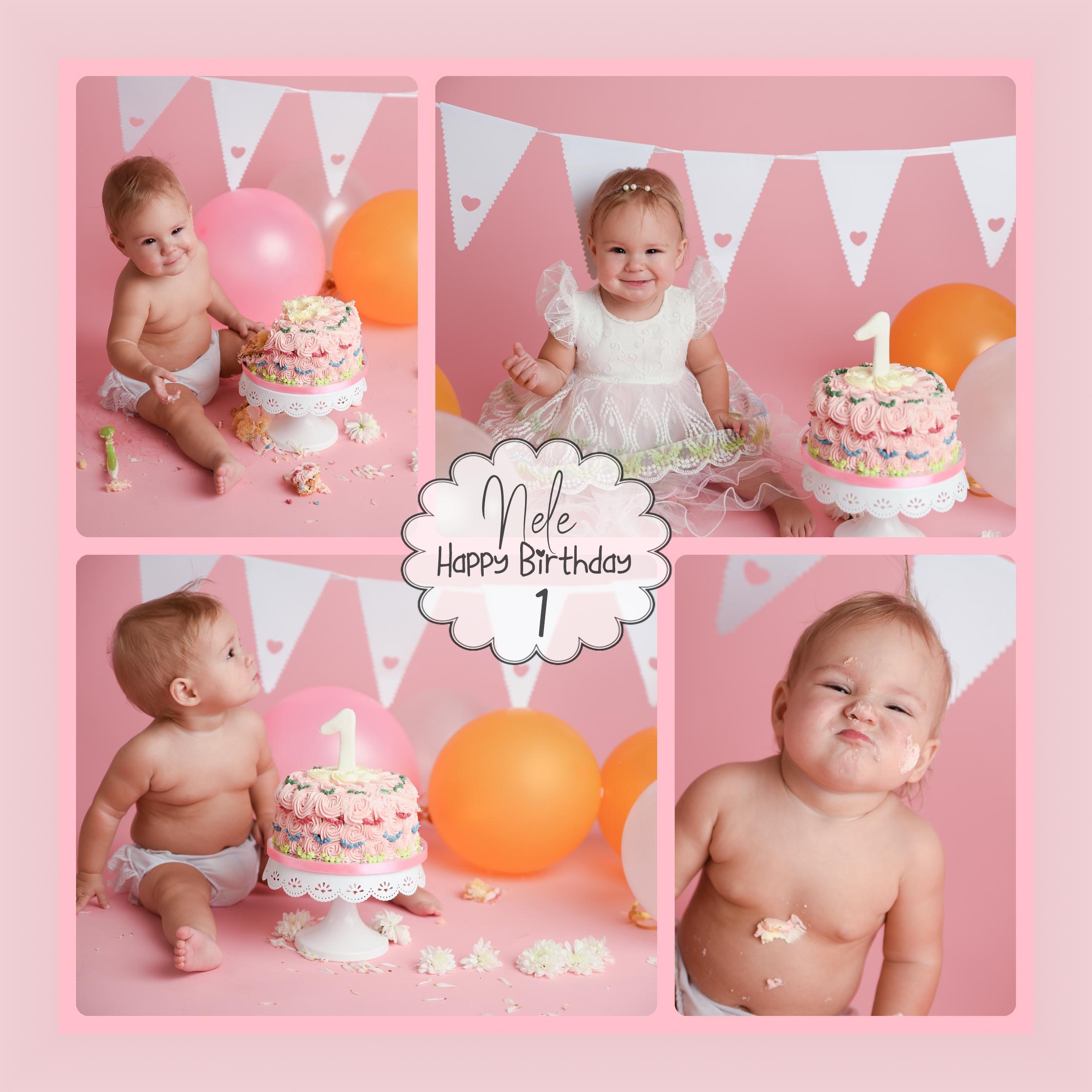 Nele Cakesmash Babyfotografie Halle