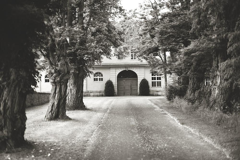 Schloss Herzfelde Uckermark  Templin