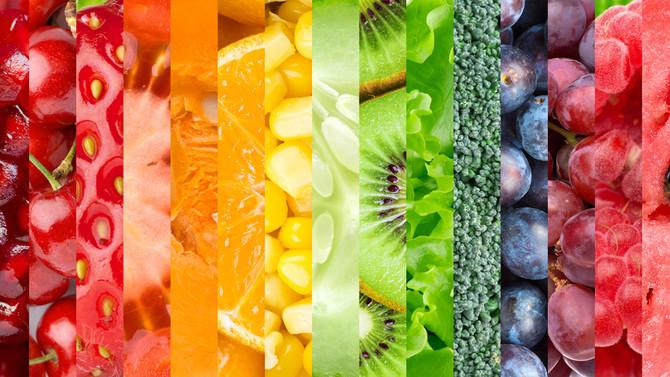 El Equilibrio. Alimentos para la Primavera