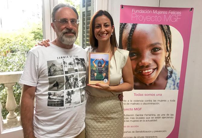 """Viviane Gamerro: """"Para mi uno de los valores básicos es contribuir"""""""