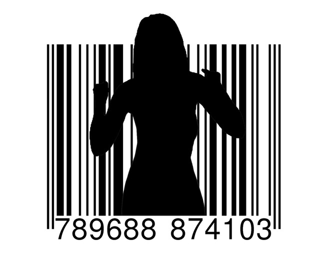 La mujer como mercancía