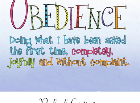 The Necessity of Obedience
