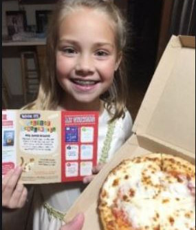 BOOK IT! with Pizza Hut