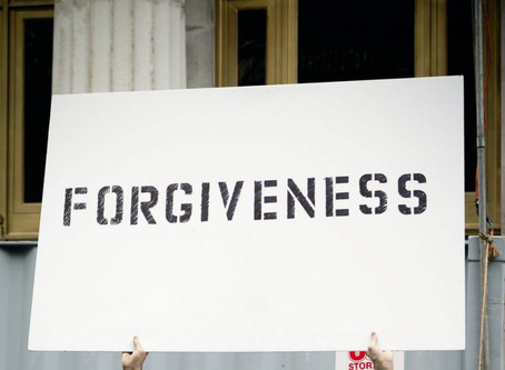 A Key to Peace:  Forgiveness