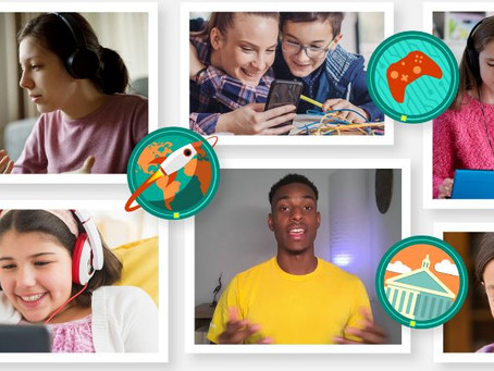 Spark their curiosity with free Virtual Summer Camps