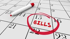 What to do when your bills are due: A guide to coronavirus finances