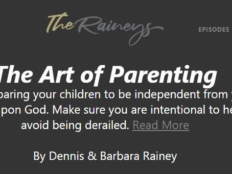 Tried and True Parenting Advice:  Great Resource