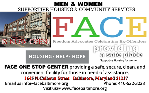 F.A.C.E. Men and Women Supportive Housin