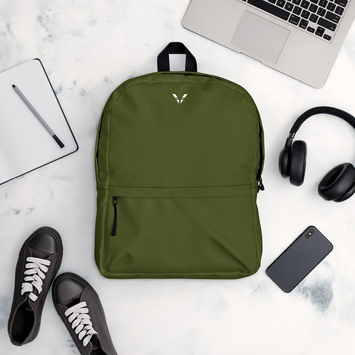 Military Green Backpack