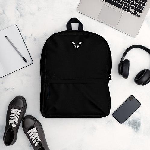 V Backpack Black