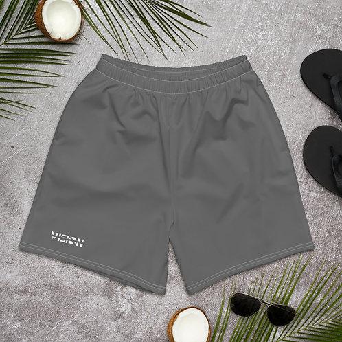 Men's Grey Board Shorts