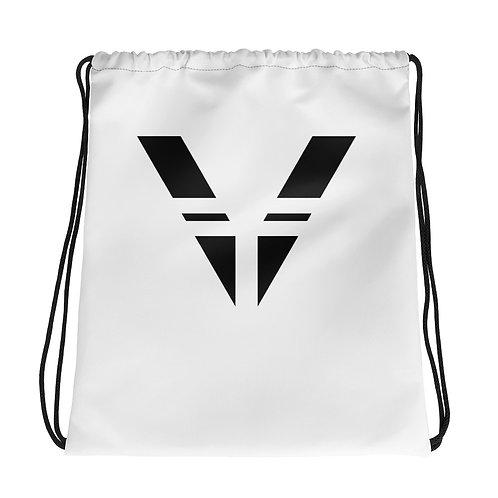 V Sports Bag White