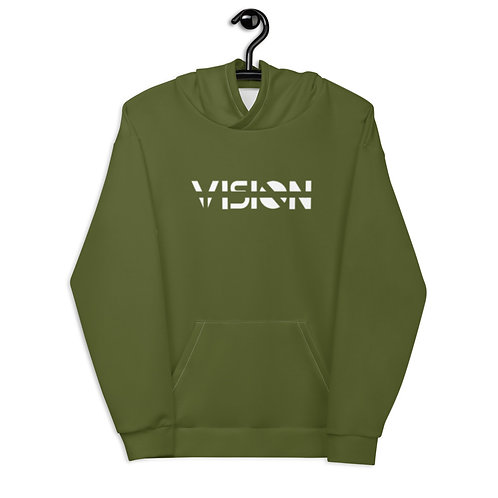 Men/Women Military Green Hoodie