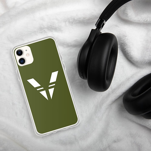 Military Green iPhone Case