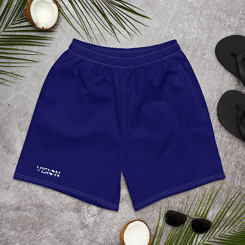 Men's Blue Board Shorts