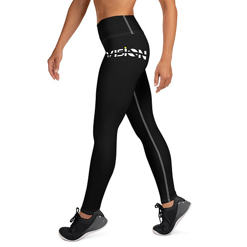 Vision Womans Leggings Black