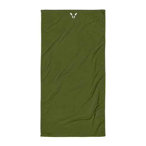 Military Green Towel