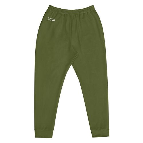 Men's Military Green Joggers