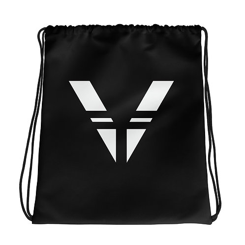 V Sports Bag Black