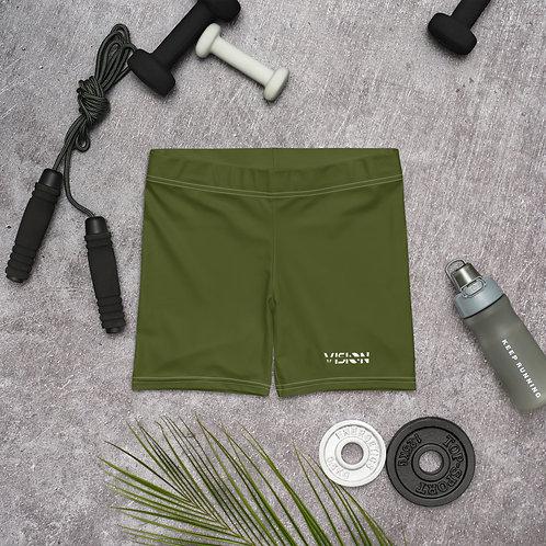 Military Green Spandex