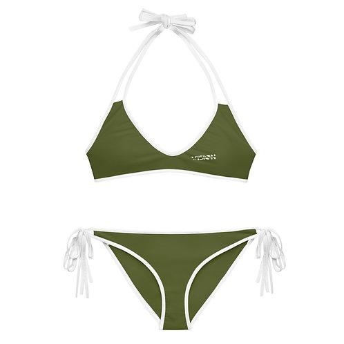 Military Green Bikini