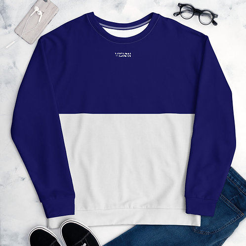 Men's/Women's Blue Sweatshirt