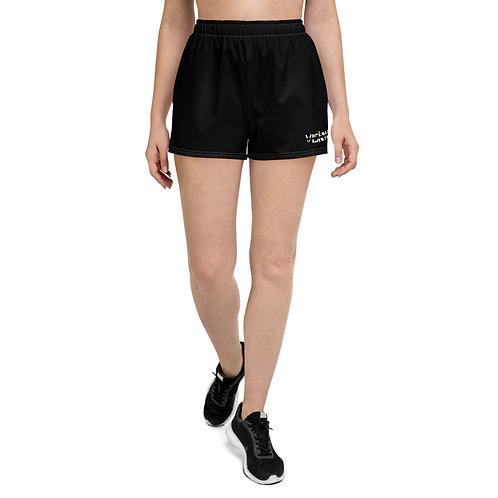 Vision Womans Shorts Black