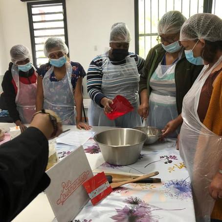 Atelier culinaire : groupe ACC Parentalité 2021