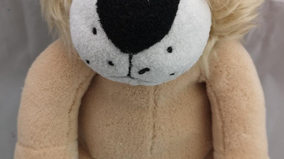Lion Dog Toy