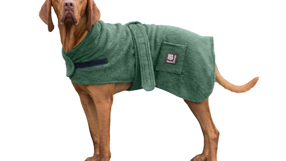 Danish Design Dog Towelling Drying Robe