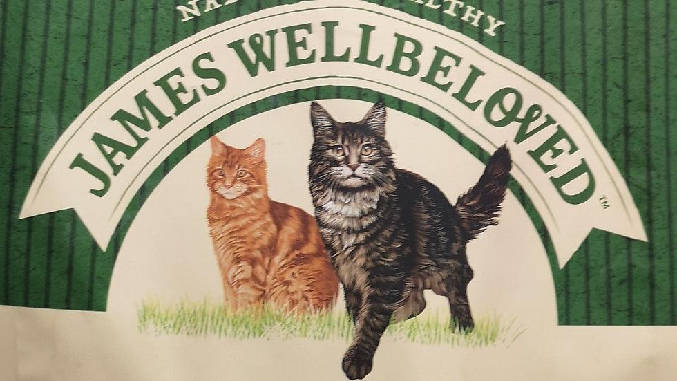 James Wellbeloved Cat Food Grain Free Turkey 1.5kg